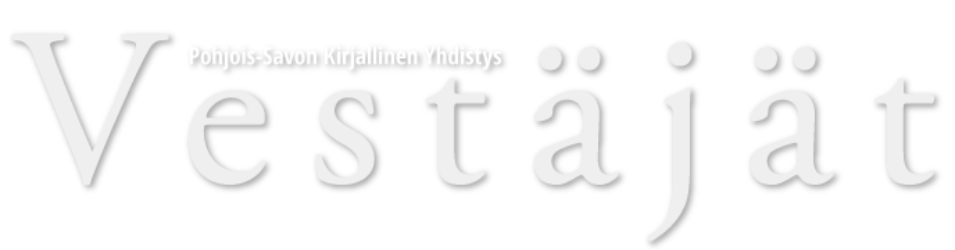 Pohjois-Savon Kirjallinen Yhdistys Vestäjät r.y.